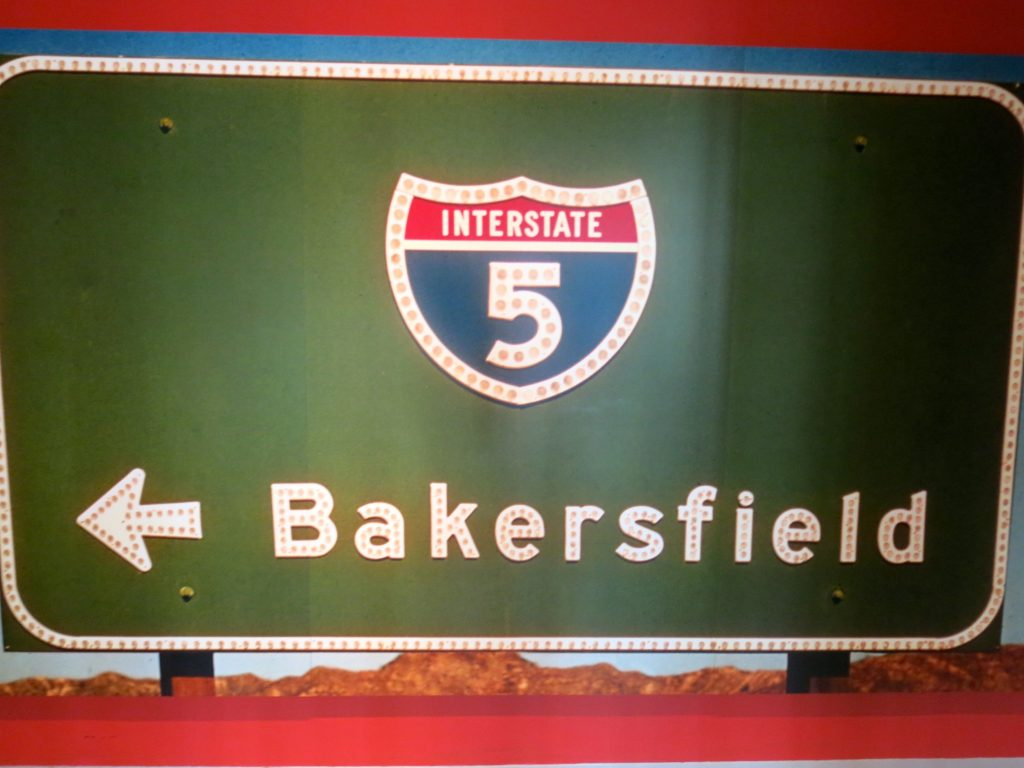 I learned a lot - I never knew about the Bakersfield sound. If you come from California you never think much has happened in Bakersfield.
