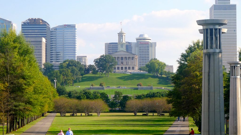 The State Capitol.