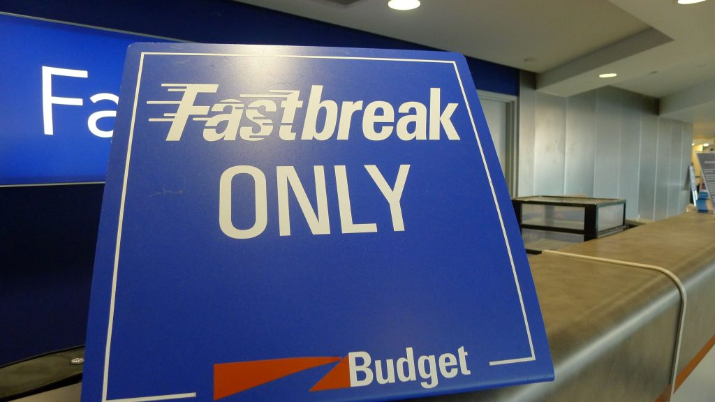 Fastbreak - a game changer. If you are not a member - join. Glenn was waiting for me there. Forgot to take his picture.