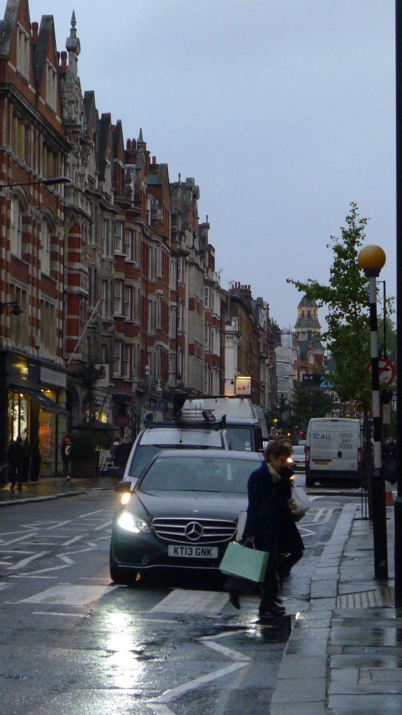 Marleybone High Street.