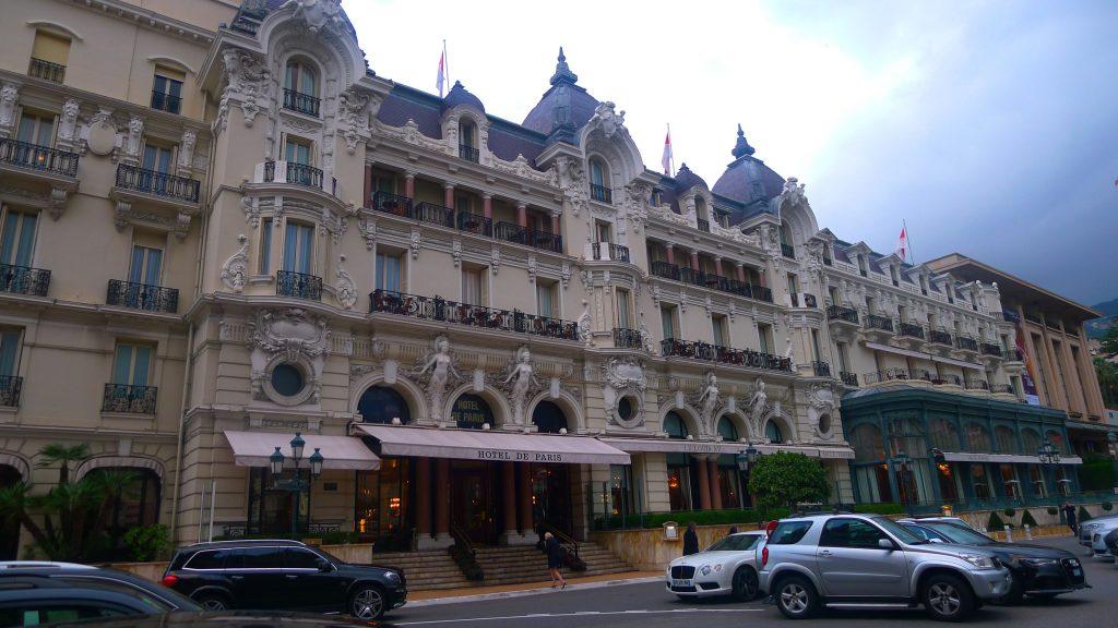 Hotel des Paris.