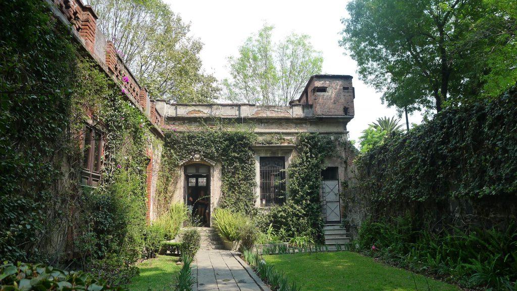 Trotsky's Last House.
