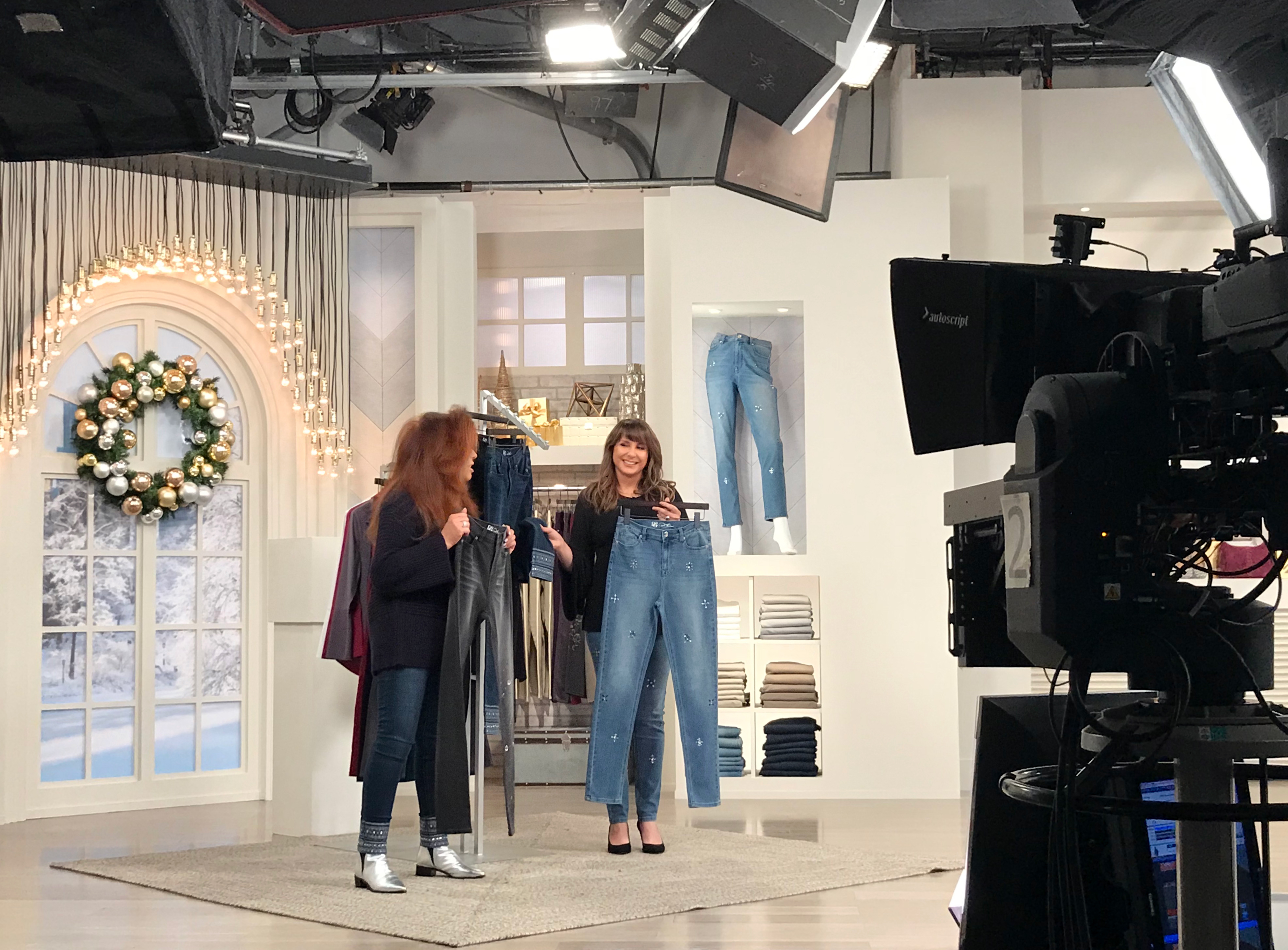 Diane Gilman The Queen Of Jeans And A Whole Lot More Tracey Jackson